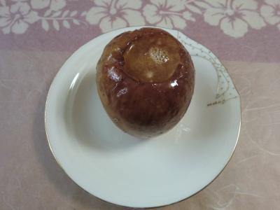 焼きリンゴ4