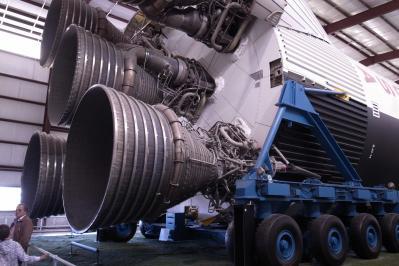 F-1ロケットエンジン