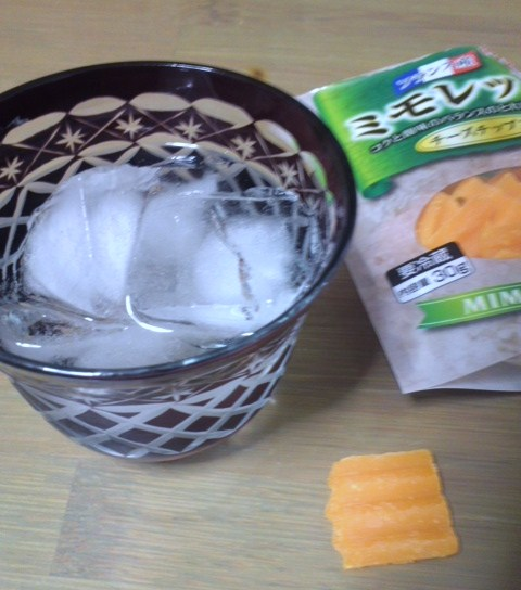 菊水新米新酒とミモレット
