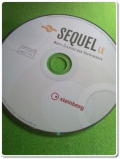 Sequel LEレコーディングソフト