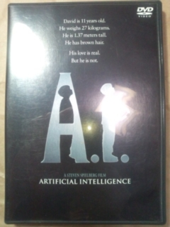 AI中古DVD