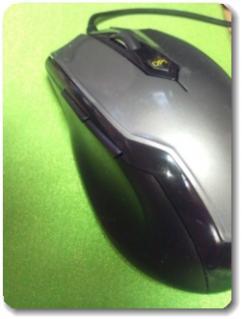 上海問屋の6ボタンパソコンマウス