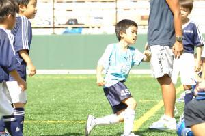 田園都市ドットコムカップ2011|青葉FC 幼稚園・小学1・2年生