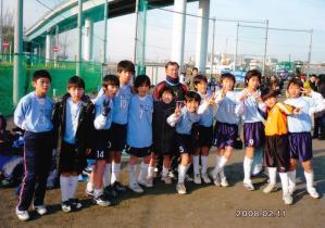 【青葉FC Photo album】2007年度 L 冬季青葉区大会