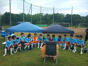2011年度夏合宿 in 波崎