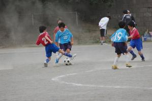 【青葉FC Photo album】2011 U12 青葉スプリングフェスティバル