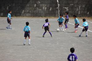 2011年度_青葉FCLL-Blue_春季青葉区大会