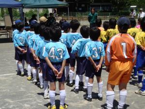 U10 カンテラリーグ2010 青葉FC LL選抜メンバー