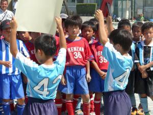 2011年度_青葉FC_SL_春季青葉区大会準優勝