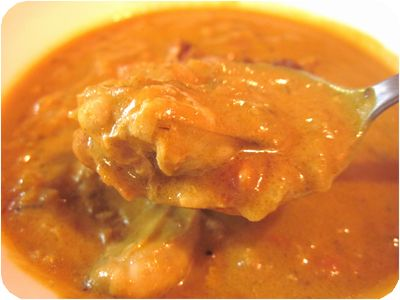 牡蠣カレー