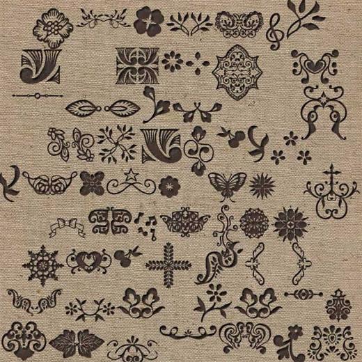 Jade Dingbats Font