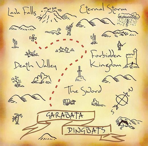 Garabata – dingbats