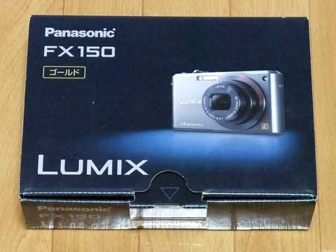 LUMIX DMC-FX150