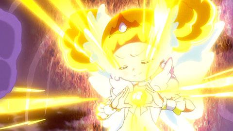 【スマイルプリキュア!】第47話「最強ピエーロ降臨!あきらめない力と希望の光!!」