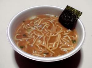 太麺堂々 魚介豚骨醤油(完成)