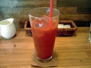 ハバネロトマトジュース