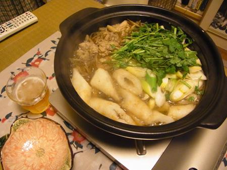 6きりたんぽ鍋