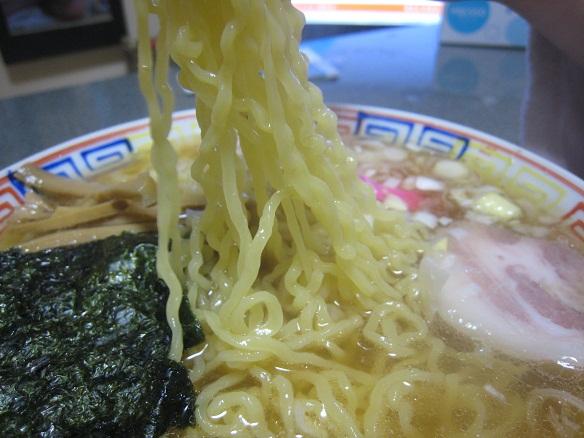 木村屋の麺でラーメンを作ってみた