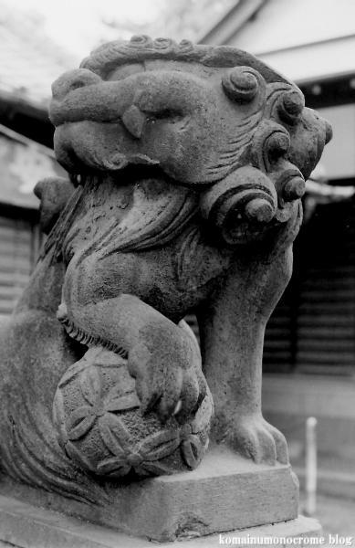 烏山神社(世田谷区南烏山)3