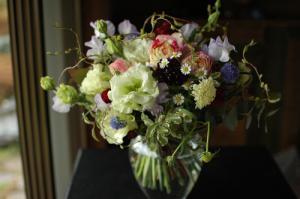 フリースタイルの花束