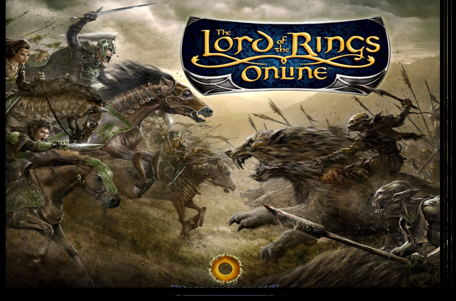 『The Lord of the Rings Online』始めました!