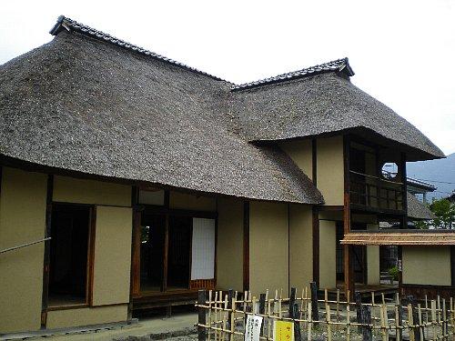 旧横田家2