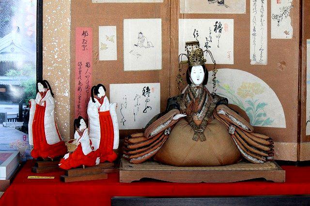 小京都のお雛様