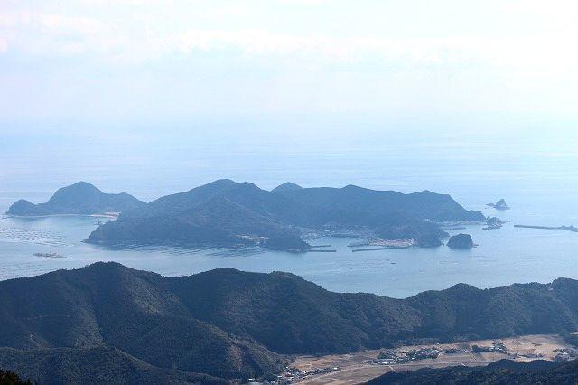 メキシコ女王伝説の島(島浦島)