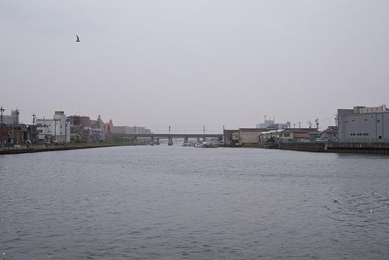 堀川沿い-1