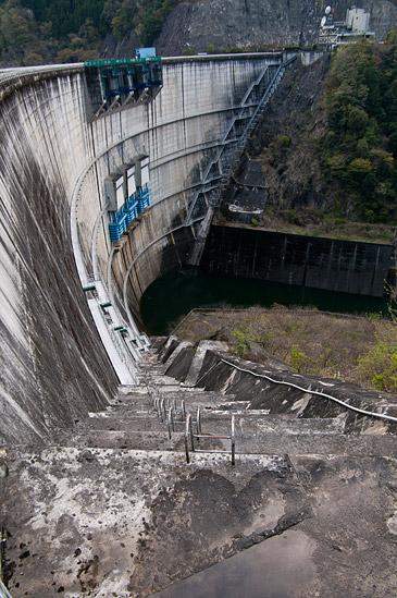 矢作ダム-2