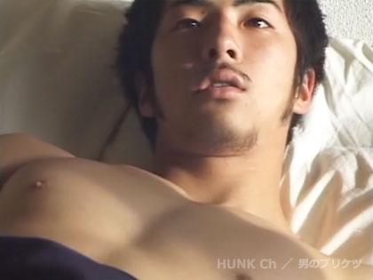 男のプリケツ ゲイ動画 HUNK CHANNEL