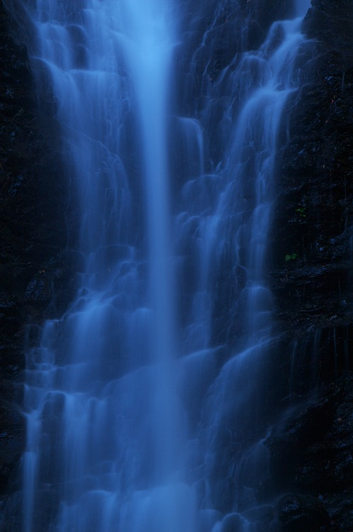 川根 不動の滝 其の壱