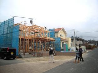 会沢邸 建前(4)