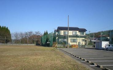 旧田上小学校跡地・煙硝蔵跡地