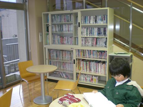 公民館図書配本書が入れ替わる!!!