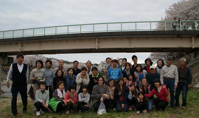 留学生の皆さんと楽しいバーベキュー大会!