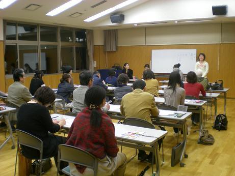 留学生と中国・韓国語教室スタート!!!