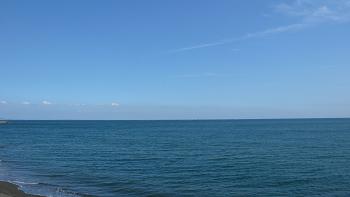 海まで徒歩9分のサーファーは感激の海近い立地です!!