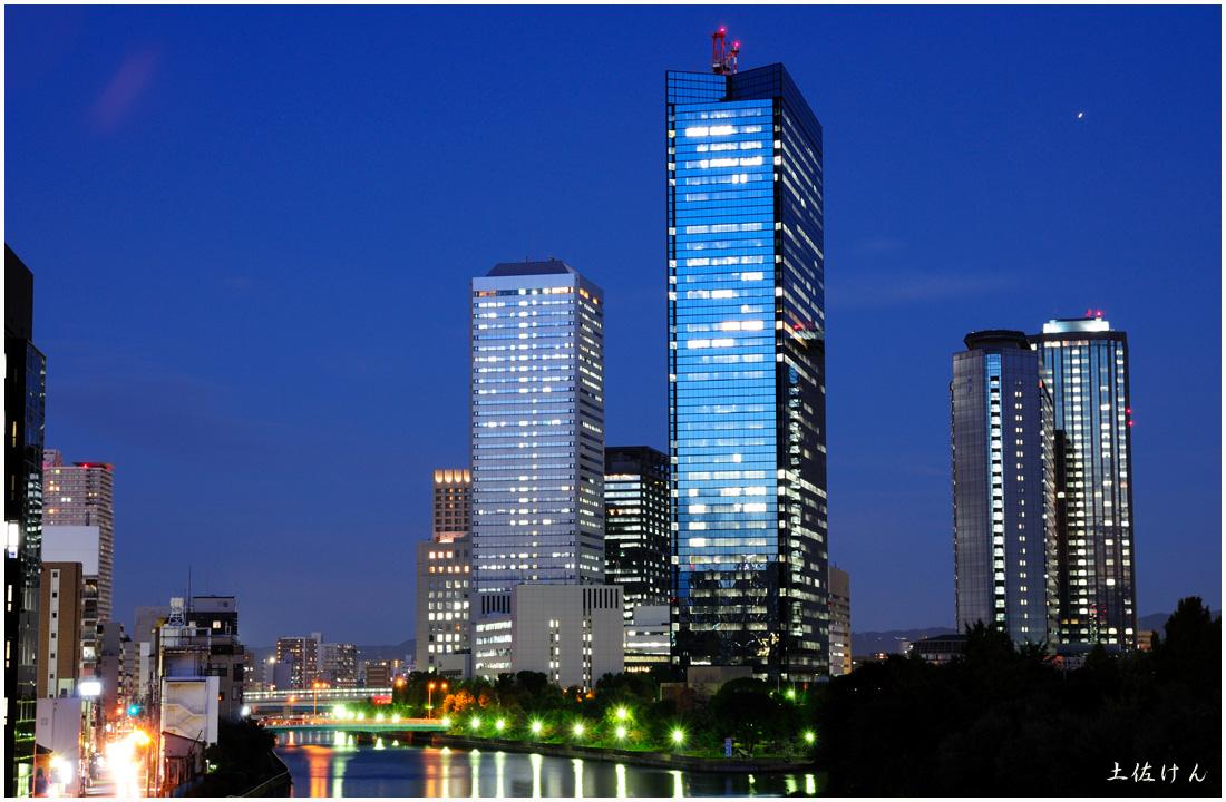 大阪の街並2