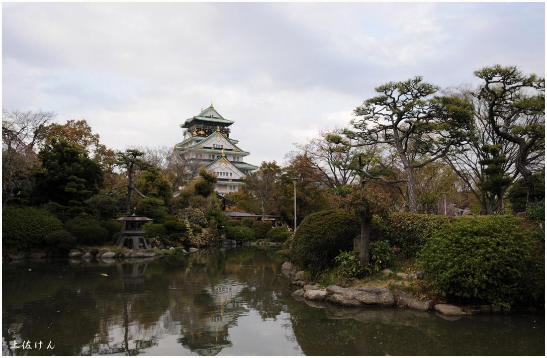 大阪城公園3