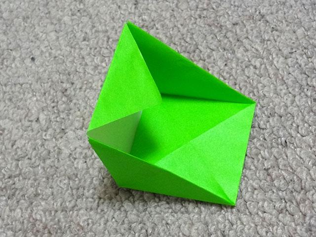 クリスマス 折り紙 折り紙 立方体 : yasuraginomori.blog8.fc2.com