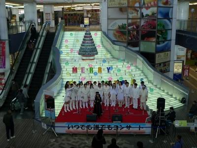 ルフロンクリスマス2010 白