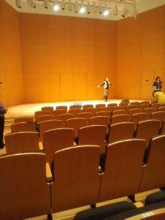 音楽ホール全容
