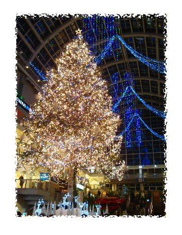 ファクトリークリスマスツリー1