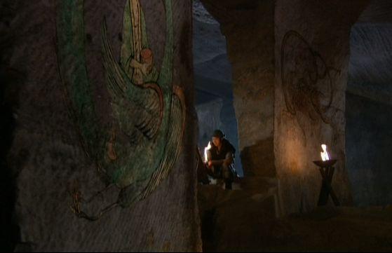 キリム洞窟の壁画1