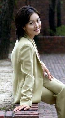 エリム役 キム・ジョンナンさん