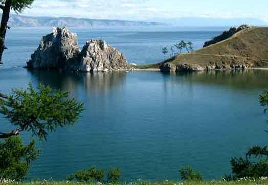 バイカル湖 オリホン島