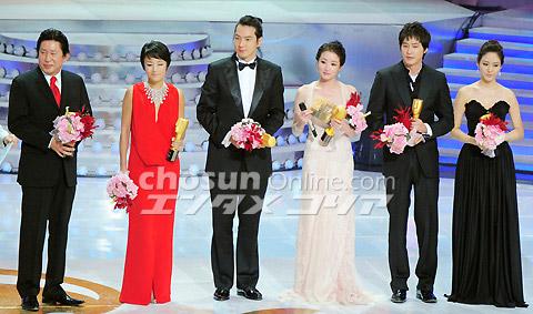 KBSベストカップル賞
