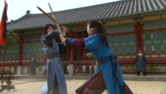 ヨジンの剣のおけいこトレーナー
