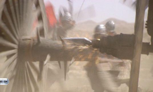 風22戦車部隊同士ぶつかってしまう